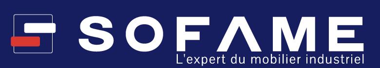 Logo Sofame négatif