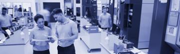mecanique de precision - bleu
